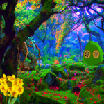 Fantasy Animals Forest Escape