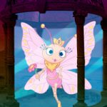 Fantasy Butterfly Girl Escape