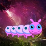 Fantasy Caterpillar Forest Escape