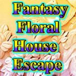 Fantasy Floral House Escape