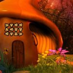Fantasy Magic Mushroom Forest Escape