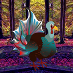 Fantasy Turkey Forest Escape