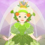 Fantasy Vegetable Queen Escape