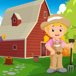 Farmer Lady Rescue 2