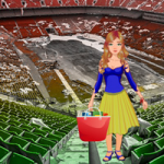 Find My Bag In Abandoned Stadium
