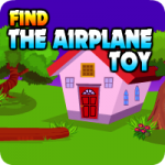 Find The Airplane Toy