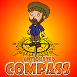 Find The Antiquated Compass