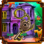 Find The Key From Horror Palace