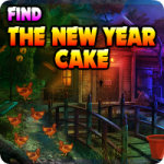 Find The New Year Cake