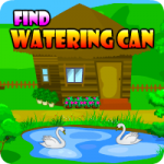 Find Watering Can