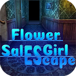Flower Sales Girl Escape