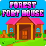 Forest Fort House Escape