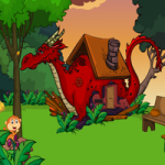 Forest House Dragon Escape