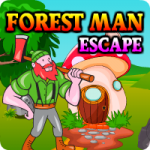Forest Man Escape