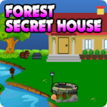 Forest Secret House Escape