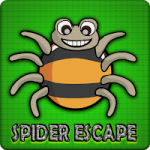 Forest Spider Escape