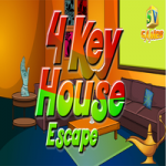 Four Key House Escape