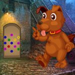 Funny Dog Rescue Games4King