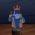 Genie Cursed King Escape