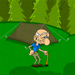 Grandpa Survival Escape