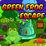 Green Frog Escape