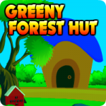 Greeny Forest Hut Escape