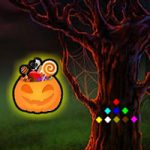 Halloween Candy Forest Escape