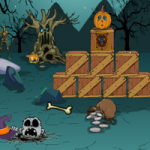 Halloween Escape From Dumped Place
