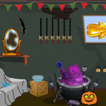 Halloween Escape From Soul House