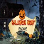 Halloween Night Escape 365Escape