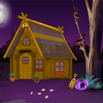 Halloween Owl Forest Escape