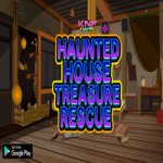 Haunted House Treasure Rescue