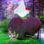 Heart Forest Escape