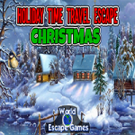 Holiday Time Travel Escape Christmas WorldEscapeGames