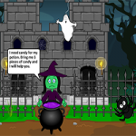 Holiday Time Travel Escape Halloween WorldEscapeGames