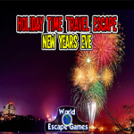 Holiday Time Travel Escape New Years Eve WorldEscapeGames