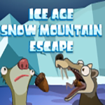 Ice Age Snow Mountain Escape