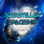 Interstellar Spaceship Escape