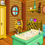 Jolly Roger Captain Escape
