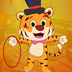 Joyous Circus Tiger Escape