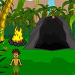 Jungle Boy Escape