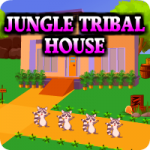 Jungle Tribal House Escape