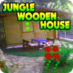 Jungle Wooden House Escape