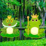 King Frog Forest Escape