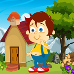 Little Boy Rescue Games4King
