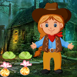 Little Cowgirl Escape 2