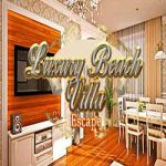 Luxury Beach Villa Escape