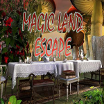 Magic Land Escape