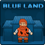 Man Escape From Blue Land