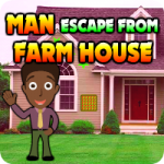 Man Escape From Farm House